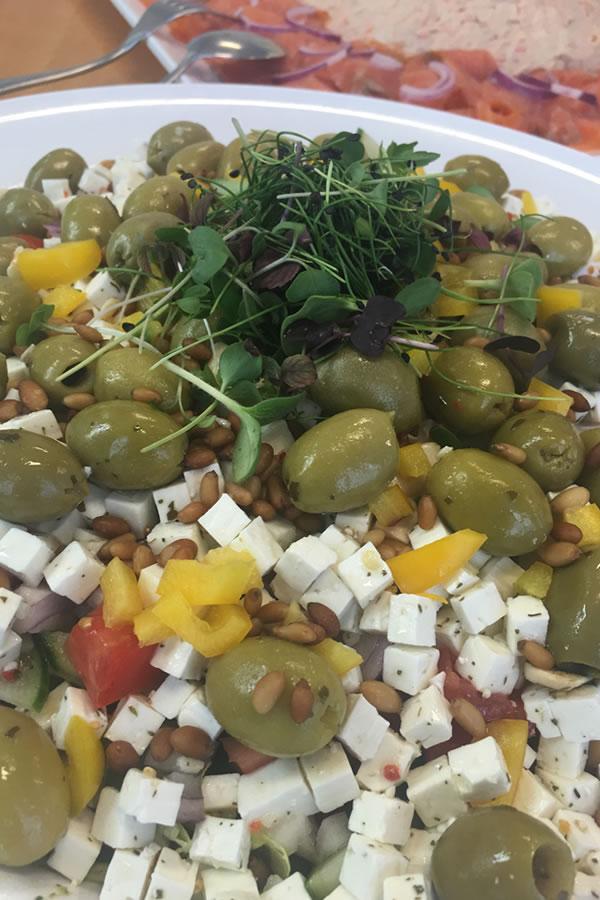 Van Marwijk Catering Griekse Salade