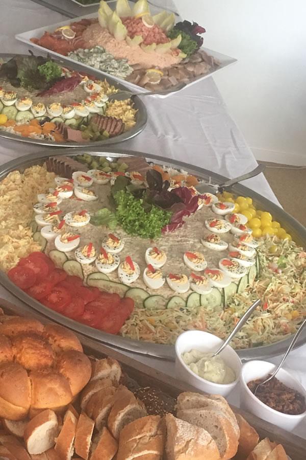 Van Marwijk Catering diner buffet 2