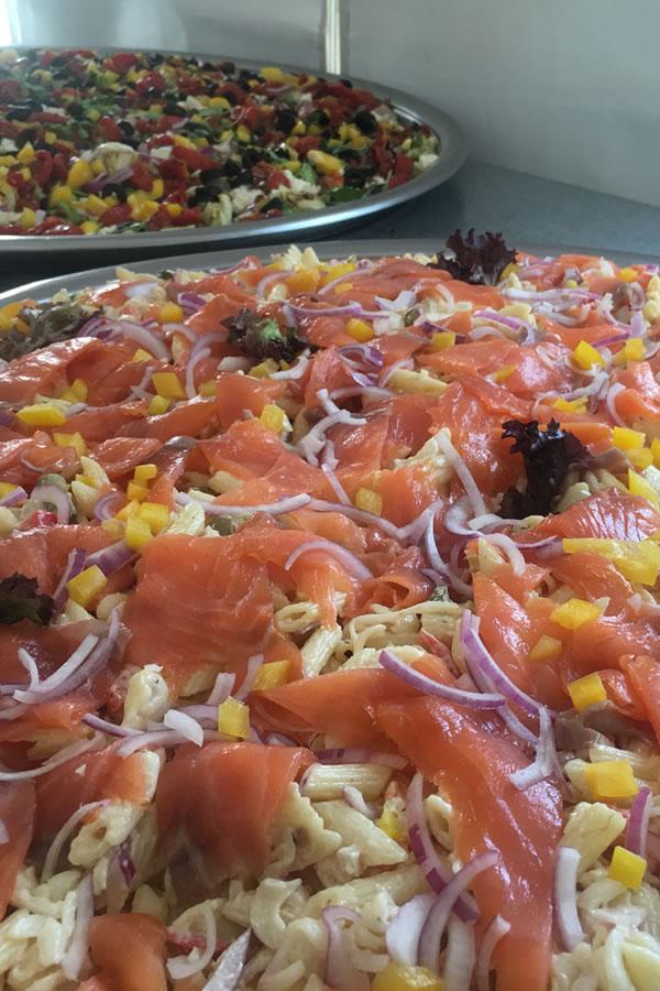 Van Marwijk Catering diner buffet 3