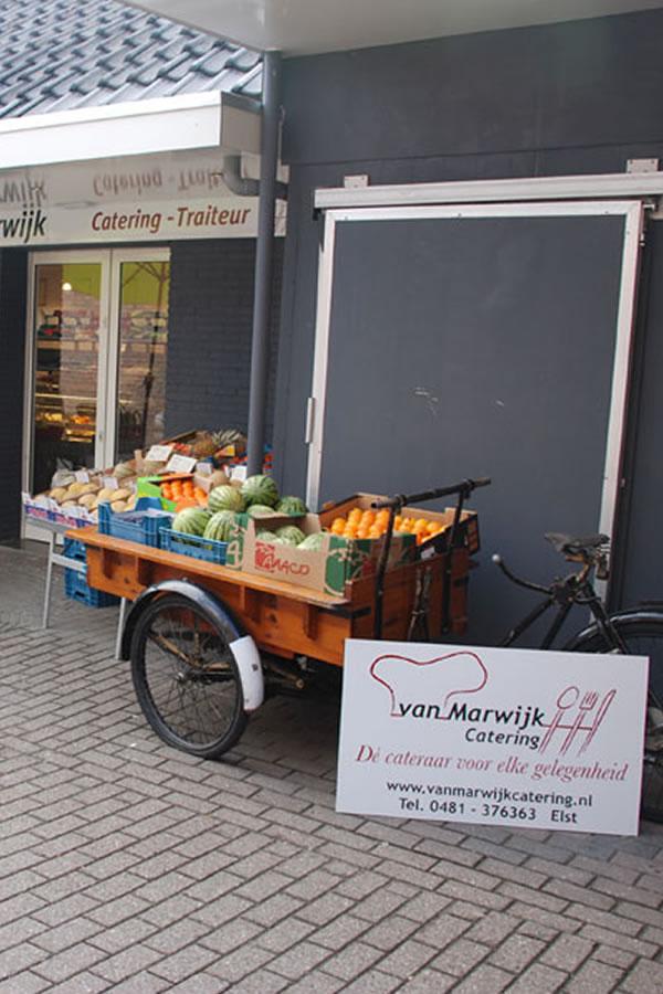 Van Marwijk catering en traiteur