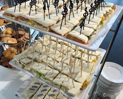 borrelarrangementen Van Marwijk catering