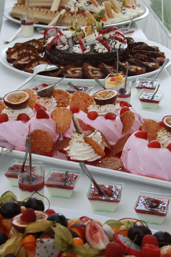 catering dessertbuffet Van Marwijk Nijmegen Arnhem Elst