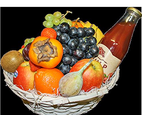 fruitmand Van Marwijk traiteur