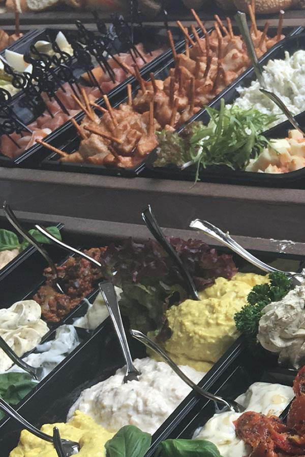orientaals buffet Van Marwijk Catering