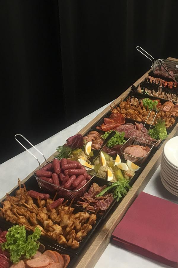 tapas Van Marwijk catering