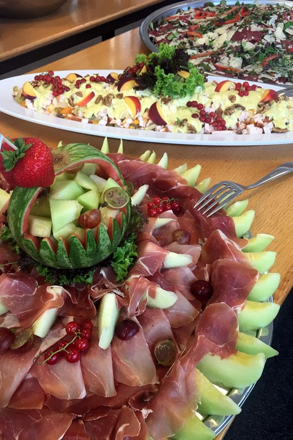 vleessalades Van Marwijk catering