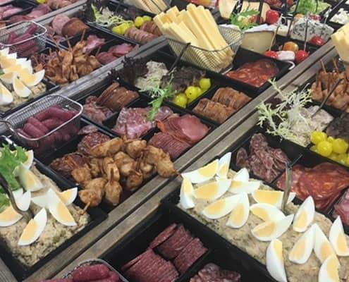 Tapas catering Van Marwijk Elst